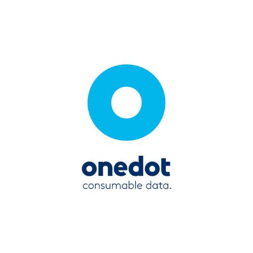 The logo of the company Onedot.
