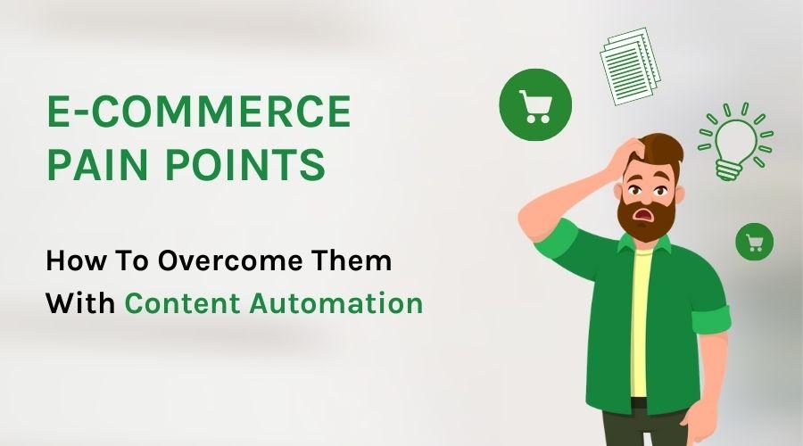 Pain Points E-Commerce